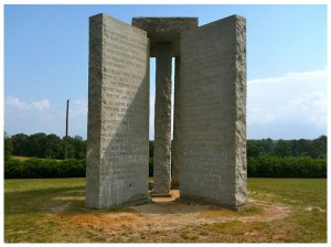 50-Georgia Guidestones