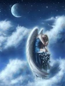 13-Blue Angel of the Blue Moon