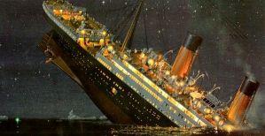 54-El Hundimiento del Titanic
