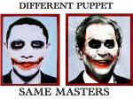 48-Different Puppet - Same Masters