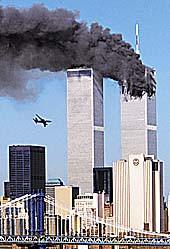 57-Avion y Torres Gemelas