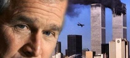 57-Bush - Twin Towers 9-11