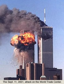 57-Twin Towers Explosion
