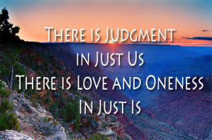 25-There is Judgment in just Us