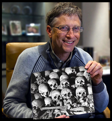 50-Bill Gates - Eugenicist