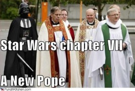 52-Star Wars VII - A New Pope