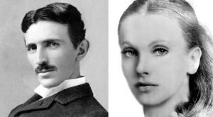 73-Nikola Tesla y Maria Orsitsch