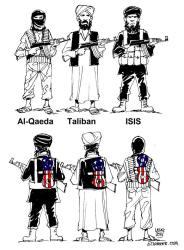 48-USA-Al-Qaeda Taliban ISIS